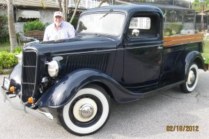 1936 Ford Pick-up