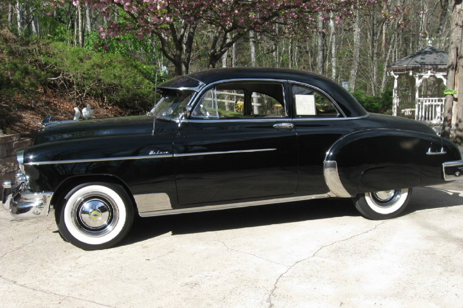 1950 Chevrolet Deluxe Coupe