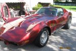 1975 Corvette Stingray L-82
